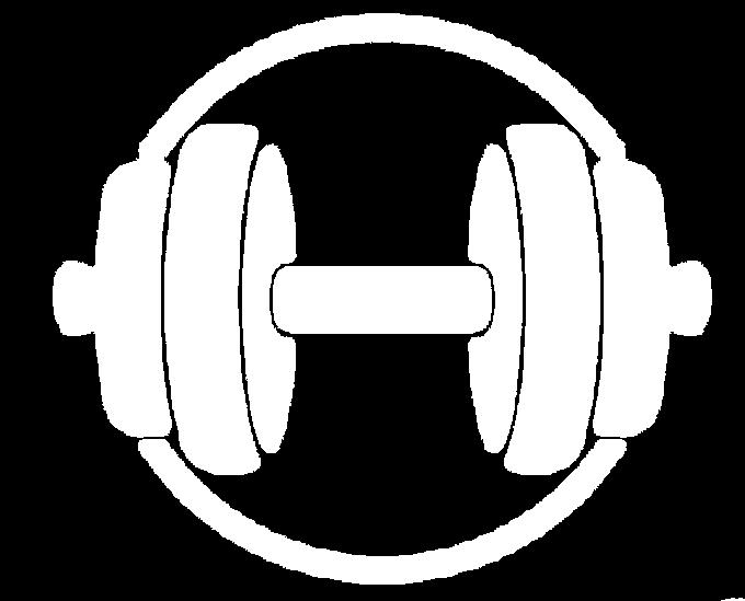 Sporta sistēmas balts logo